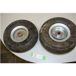 10x3.5x4 Rims & Tires