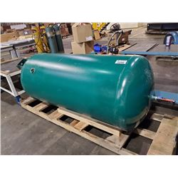 LARGE GREEN RECEIVING TANK BUILT 2020