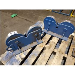 2 BLUE PIPE STOCK HOLDERS