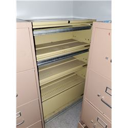 METAL LATERAL FILE CABINET, AND 3 4 DRAWER FILE CABINETS