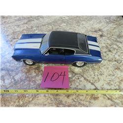 1:18 1972 Chev Chevelle - Maistro