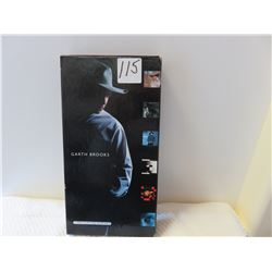 Garth Brooks limited series 6 CD and booklet with lyrics