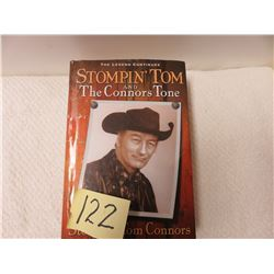 Stomping Tom Connors the legend continues book