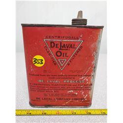 De Laval qt. oil can