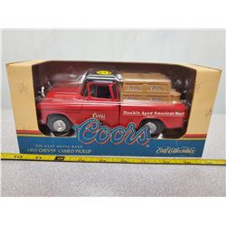 1/24 scale coons 1955 Chevy truck, new in box