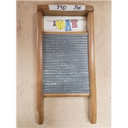 Antique Washboard 16 x8in