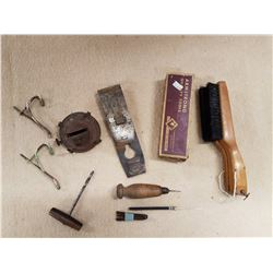 Lot of Vintage Tools & Hardware