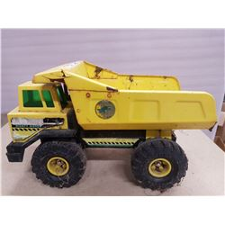 Tonka Rock Truck Tin Toy 17in