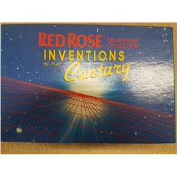 Red Rose Millenium Collection Ornaments