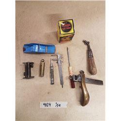 Lot Vintage Tools & Misc.