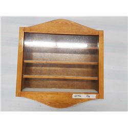Display Cabinet 22x21in