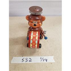 Vintage Wind-Up Toy - working