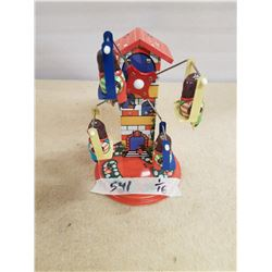 Tin Wind-Up Toy - working