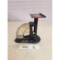 Vintage Postal Weigh Scale