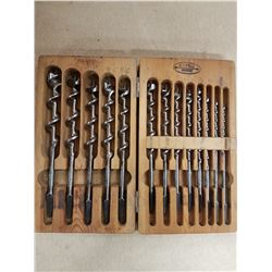 AM Drill Bits & Antique Case