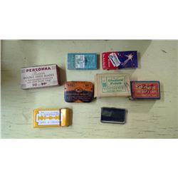 Mens Shaving Products - Blades Etc.