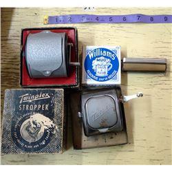 Mens Shaving Products - Sharpeners, Etc.