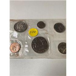 1978 Canada numismatic proof like set