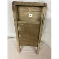 Small Washboard - Tin