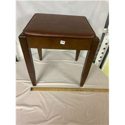 Sewing Stool - Lift Top