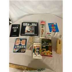 Lot of Novelty Items