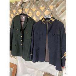 2 -Jackets Military Dress
