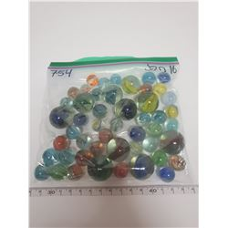 lot of marbles (45)