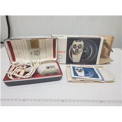 Philips Philishave w/ original case, manual & box