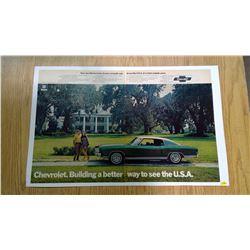 Chevrolet Advertisement