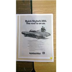 General Motors Advertisement