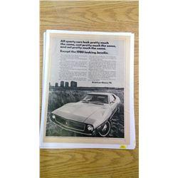 American Motors Advertisement