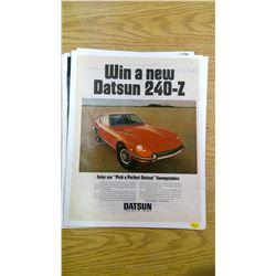 Nissan Advertisement