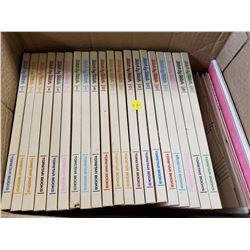 LOT OF STITCH BY STITCH BOOKS #1-20 + MISC. PATTERNS