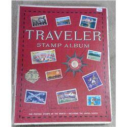 Traveler Stamp Album