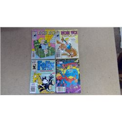 Lot of Comics - Superman & Ritchie Rich