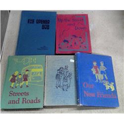 Lot of Old Childrens' Books - Hardcover