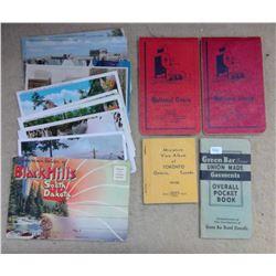 Lot of Old Paper & Postcards