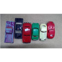 Lot of Toy Cars - Most Metal