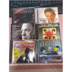 5 CD's (Rock & Roll, Oldies)