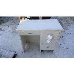 """Small White Desk (34""""x18""""x29"""")"""