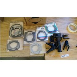 Snowmobile Gasket Sets and misc Pieces