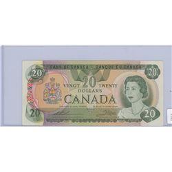 1-1979 Canadian $20 Bill