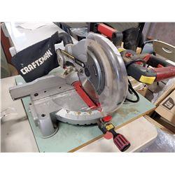 Craftsman mitre saw (working)