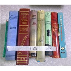 Lot of Vintage Books