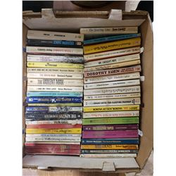 Lot of Paperback Books - Some Damage