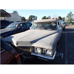 1971 Cadillac Hearse