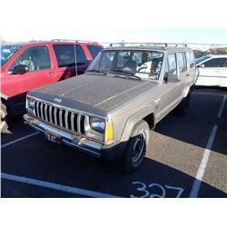 1985 Jeep Cherokee