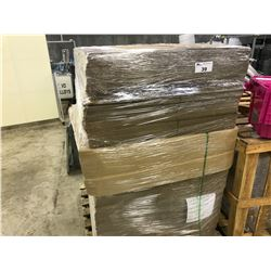 PALLET OF FACE MASK BOXES