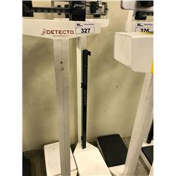 DETECTO 400LB CAPACITY PHYSICIAN SCALE