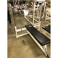 APEX  BENCH PRESS STATION